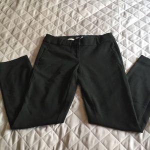 Ann Taylor Loft size 0 petite black pants